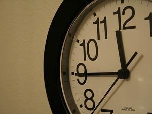 clock quarter
